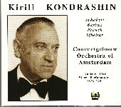 Album artwork for KONDRASHIN IN AMSTERDAM