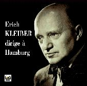 Album artwork for ERICH KLEIBER A HAMBOURG
