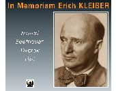 Album artwork for IN MEMORIAM ERICH KLEIBER