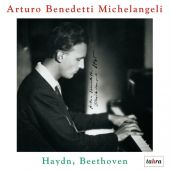 Album artwork for Arturo Benedetti Michelangeli: Haydn & Beethoven