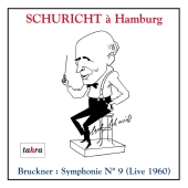 Album artwork for Anton Bruckner: Symphonie N°9 (Live 1960)