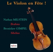 Album artwork for Brahms / Sibelius: Violin Concertos