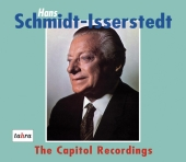 Album artwork for Schmidt-Isserstedt: The Capital Recordings