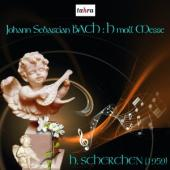 Album artwork for Bach: Mass in B Minor / Scherchen