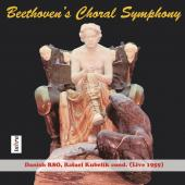 Album artwork for Beethoven: Symphony #9 / Kubelik, Danish RSO