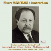 Album artwork for BEETHOVEN. Symphony No.3. Concertgebouw/Monteux
