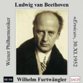 Album artwork for BEETHOVEN. Symphony No.3. Vienna PO, Furtwangler (