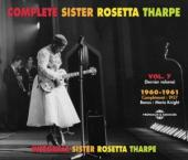 Album artwork for Sister Rosetta Tharpe - Complete Vol. 7 1960-61 (L
