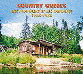 Album artwork for COUNTRY QUEBEC - LES PIONNIERS ET LES ORIGINES (19