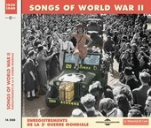 Album artwork for SONGS OF WORLD WAR II