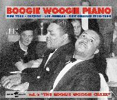 Album artwork for Boogie Woogie Piano, Volume 2: