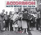 Album artwork for Accordeon: Musette Virtuoses Paris Vol. 3