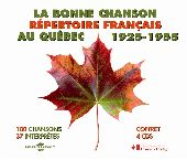 Album artwork for La Bonne Chanson: Repertoire Francais au Quebec