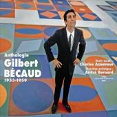 Album artwork for Gilbert Bécaud: Anthologie 1953-1959