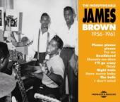 Album artwork for James Brown - The Indispensable 1956-1961