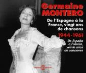 Album artwork for Germaine Montero: 20 Years of Songs, 1944-61