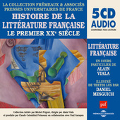 Album artwork for V7: HISTOIRE DE LA LITTERATURE