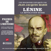 Album artwork for LÉNINE - LA RÉVOLUTION RUSSE
