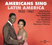 Album artwork for SING LATIN AMERICA 1935-61