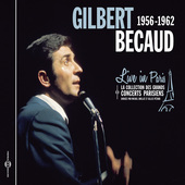 Album artwork for LIVE IN PARIS 1956-62