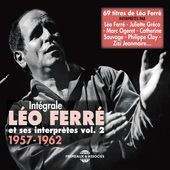 Album artwork for V2: INTEGRALE LEO FERRE