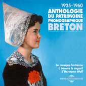 Album artwork for ANTHOLOGIE DU PATRIMOINE PHONO