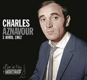 Album artwork for LIVE IN PARIS / Charles Aznavour