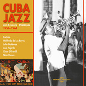 Album artwork for CUBA JAZZ, JAM SESSIONS
