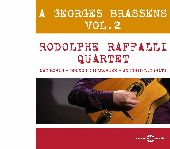 Album artwork for RODOLPHNE RAFALLI - A. G. BRASSENS VOL. 2