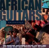 Album artwork for African Guitars Anthology