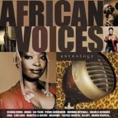 Album artwork for African Voices Anthology