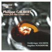 Album artwork for Gaubert: Works for Flute and Piano Vol. 1