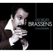 Album artwork for Georges Brassens: L'inoubliable