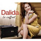 Album artwork for Dalida: Le coffret