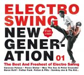 Album artwork for Electro Swing - The New Generation vol.1