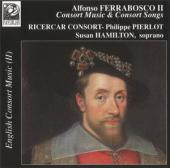 Album artwork for ENGLISH CONSORT MUSIC