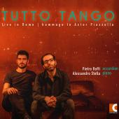 Album artwork for TUTTO TANGO, LIVE IN ROME / Roffi, Stella