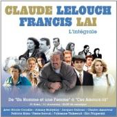 Album artwork for Claude Lelouch, Francis Lai: L'Integrale