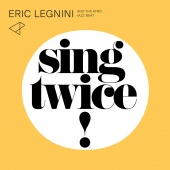 Album artwork for Sing Twice. Eric Legnini & The Afro Jazz Beat