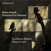 Album artwork for Purcell: Fantazias & In Nomines