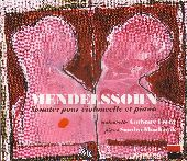 Album artwork for MENDELSSOHN: SONATES POUR VIOLONCELLE ET PIANO