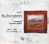 Album artwork for RUBENSTEIN - SONATES POUR VIOLONCELLE ET PIANO