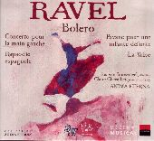 Album artwork for RAVEL: BOLERO
