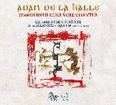 Album artwork for ADAM DE LA HALLE D'AMOUREUS CUER VOEL CHANTER