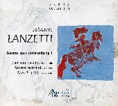 Album artwork for LANZETTI: SONATES POUR VIOLINCELLE, OP.1