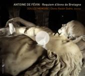 Album artwork for Févin: Requiem d'Anne de Bretagne