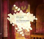Album artwork for Vivaldi: Concerti / Gli Incogniti