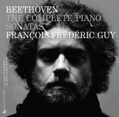 Album artwork for Beethoven: The Complete Piano Sonatas / Guy