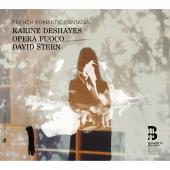 Album artwork for French Romantic Canatas / Deshayes