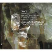 Album artwork for Bach: Sonatas for Gamba and Harpsichord, BWV 1027-